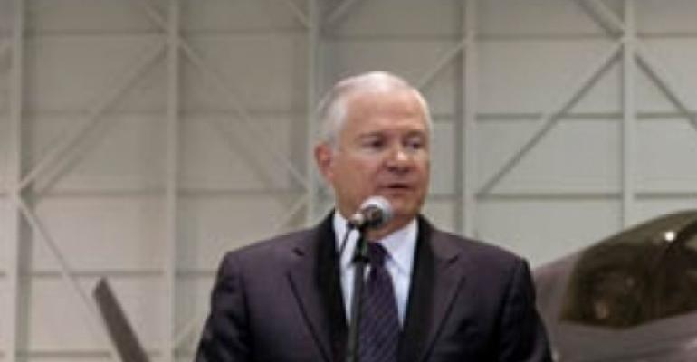 Starbucks elects Robert Gates to board