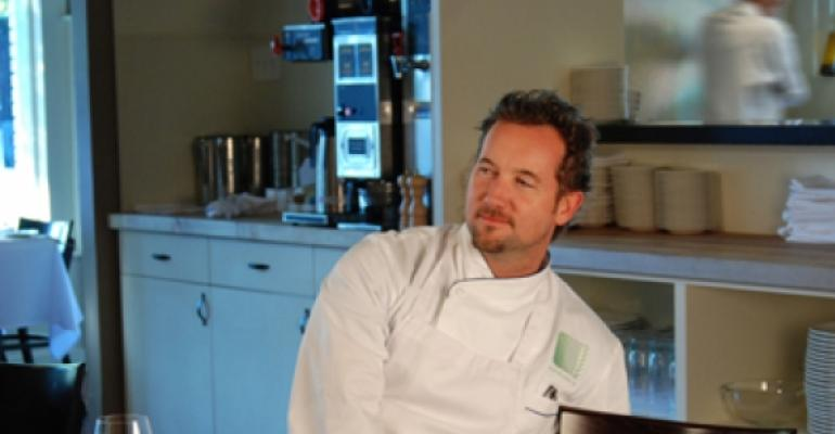 Shaun Doty discusses new chicken concept