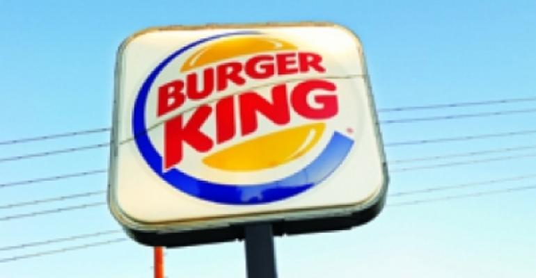Burger King agrees to add 1,000 franchised units in China