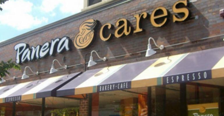 Video: Panera founder Ron Shaich on Panera Cares Café