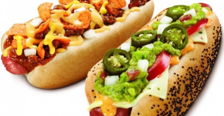 Sonic unveils summer menu items