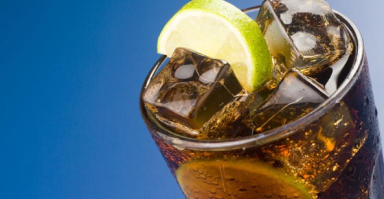 Bloomberg's soda siphon