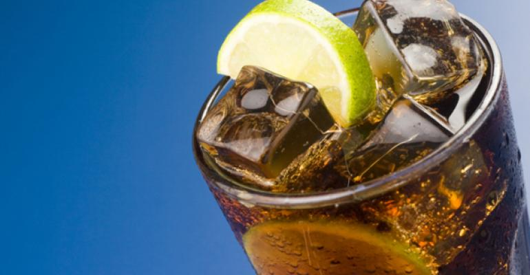 Restaurant industry leaders oppose proposed New York soda ban