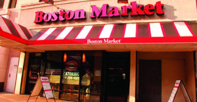 Boston Market ready to grow again