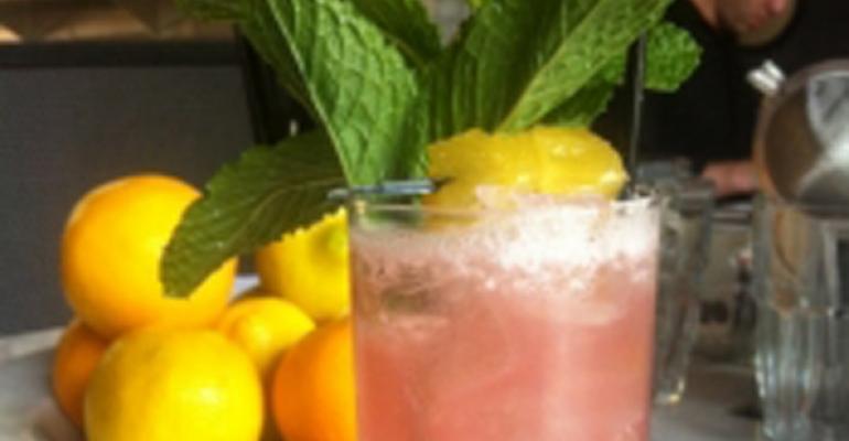 Sarawak Sling cocktail