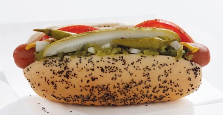 Designing a hotter dog