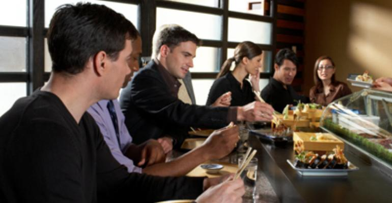 Restaurants add units, build traffic in spring