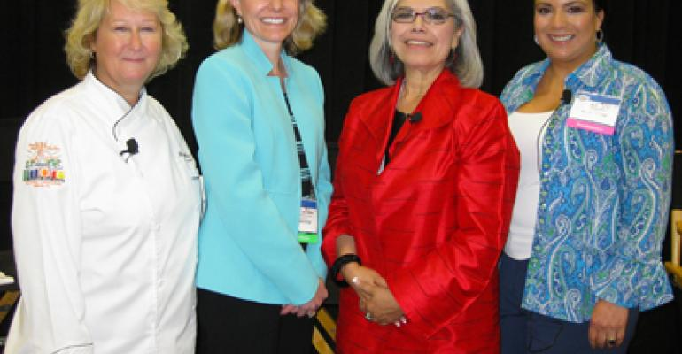 Women in foodservice discuss progress, obstacles