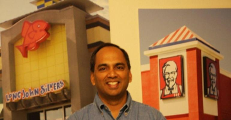 Yum franchisee gives advice on restaurant financing