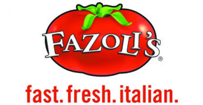 Fazoli's to test beer and wine, new menu