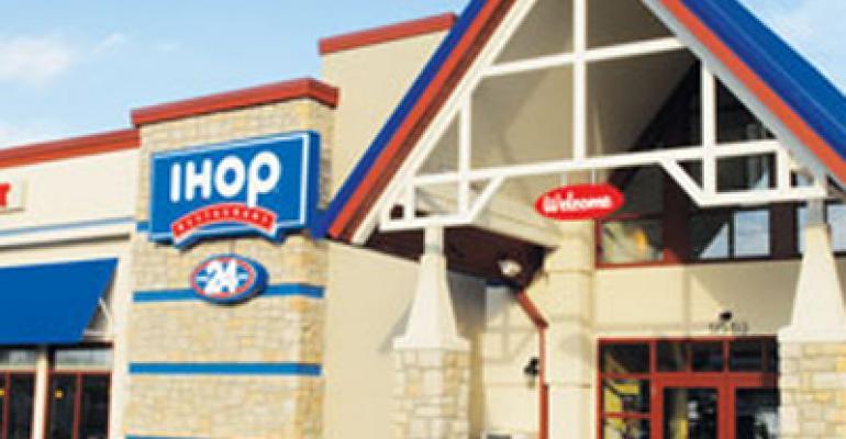 DineEquity plans IHOP menu overhaul