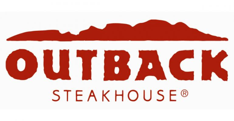 Outback offers four-course meal for $15