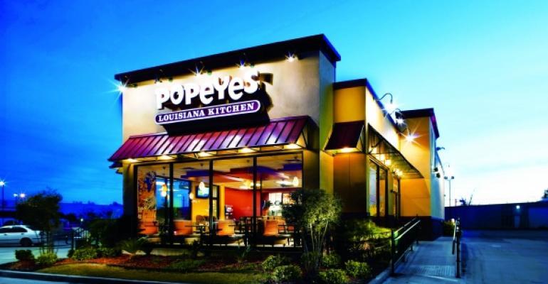 Popeyes names Greg Vojnovic chief development officer