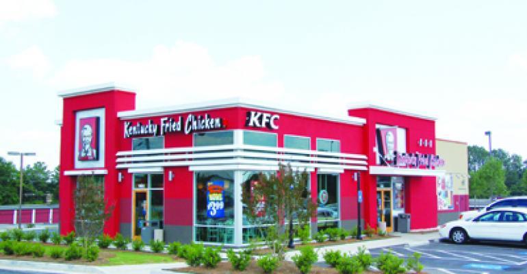 KFC eyes snack market with Chicken Littles