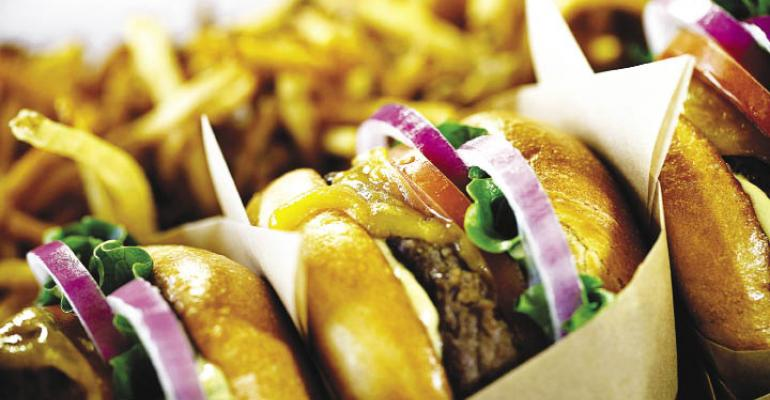 Growth Chains: Larkburger