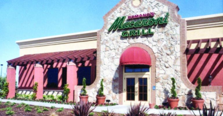 Romano's Macaroni Grill acquires units from franchisee in bankruptcy