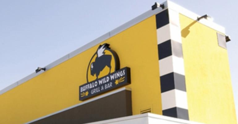 Commodity inflation curbs 3Q income for Buffalo Wild Wings