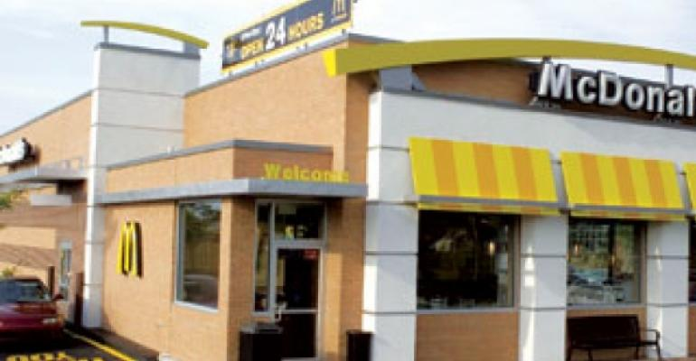McDonald's to focus on traffic, market share after weak 3Q results