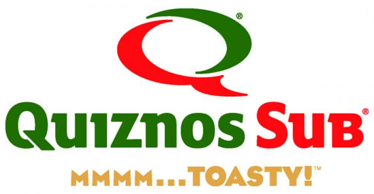 Quiznos CEO outlines strategies, moves ahead