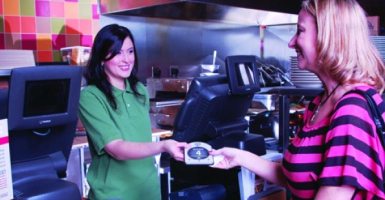 Fast-casual restaurants speed service with RFID technology