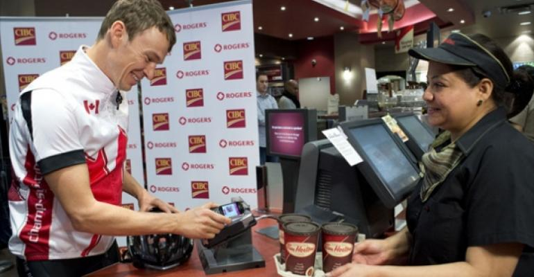 Restaurants divided on mobile payments platforms