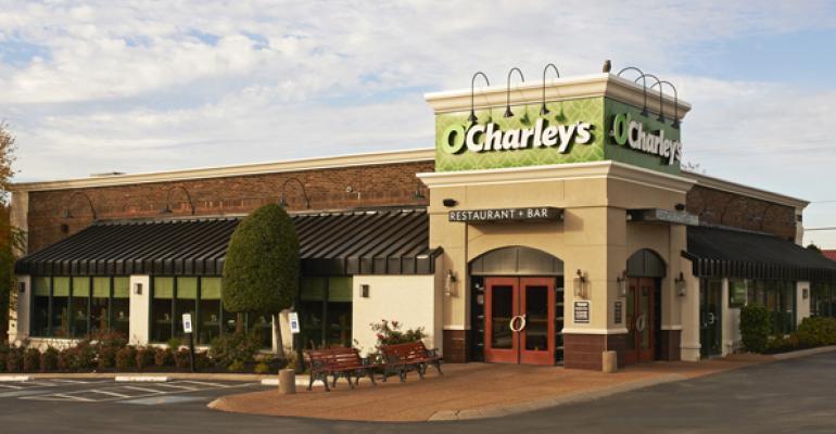 O'Charley's unveils revamped restaurant model
