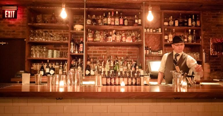 Tastes menu helps customers ease into the craft cocktail scene