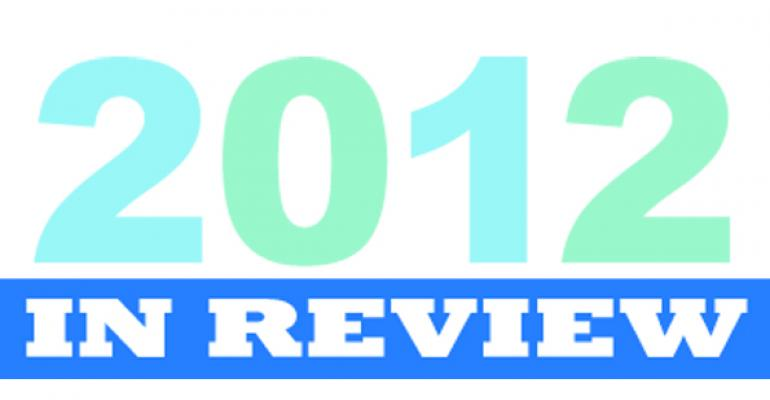 Top 10 most popular stories of 2012
