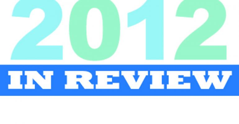 The biggest restaurant industry news of 2012