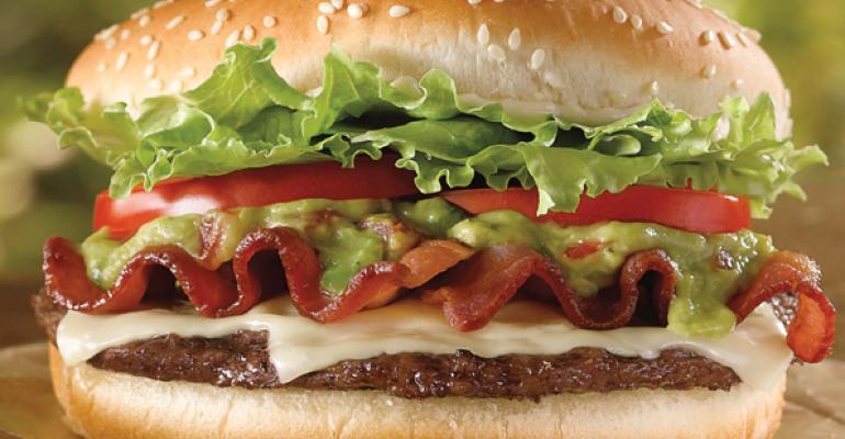 The history of Burger King's Whopper