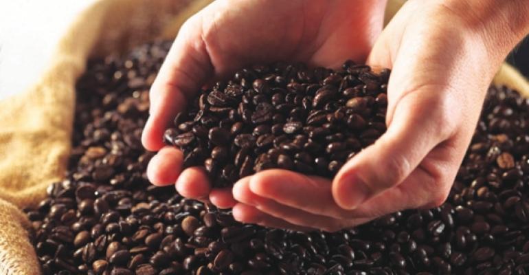 Global market gets a coffee break