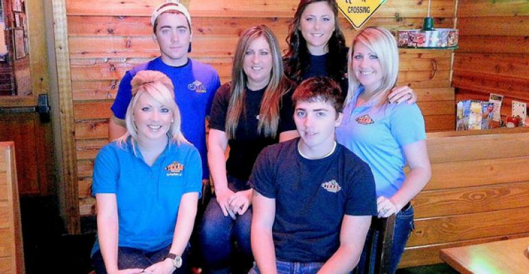 Texas Roadhouse takes family dining to a new level