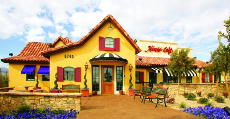 Sale of Mimi's Café may be difficult for Bob Evans