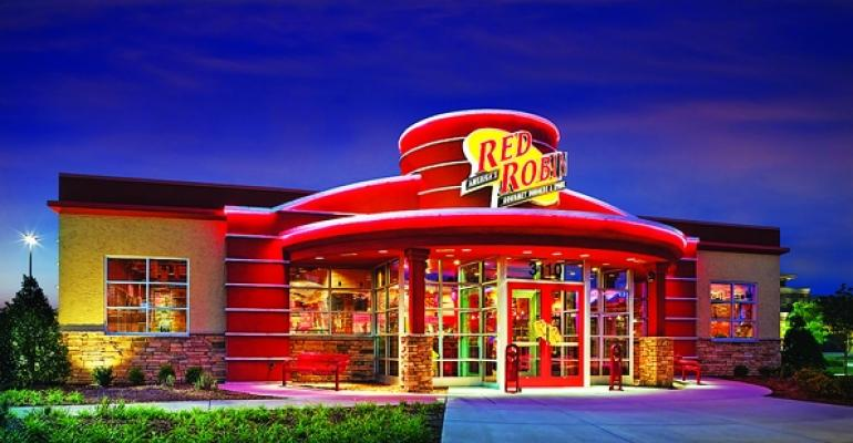 Red Robin Exterior