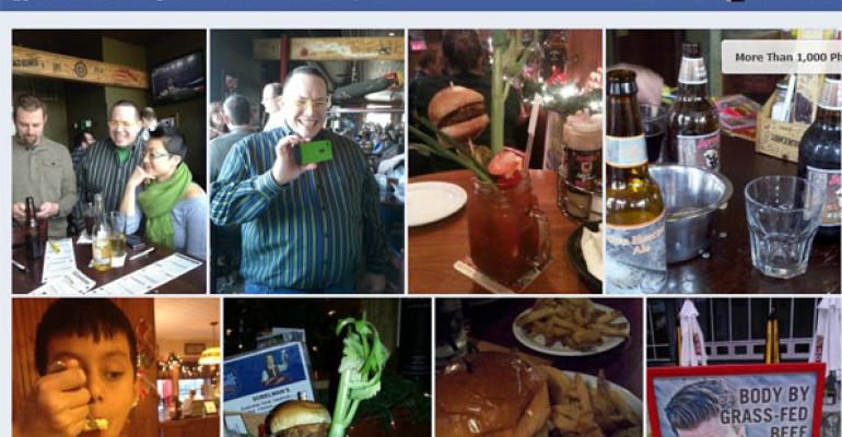 How Facebook's Graph Search could affect restaurants