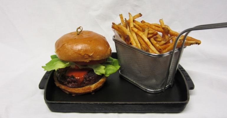 Game meats flourish on restaurant menus