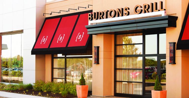 Breakout Brands: Burtons Grill