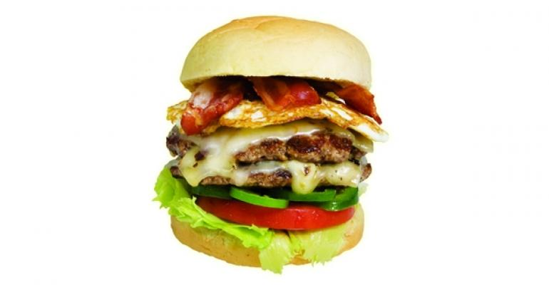 Meatheads burger