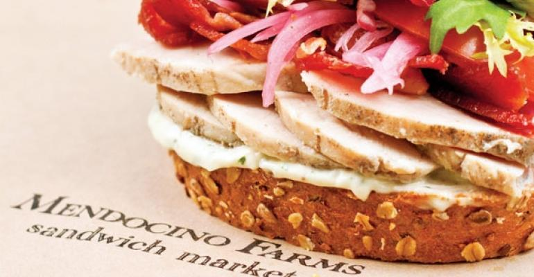 Breakout Brands: Mendocino Farms