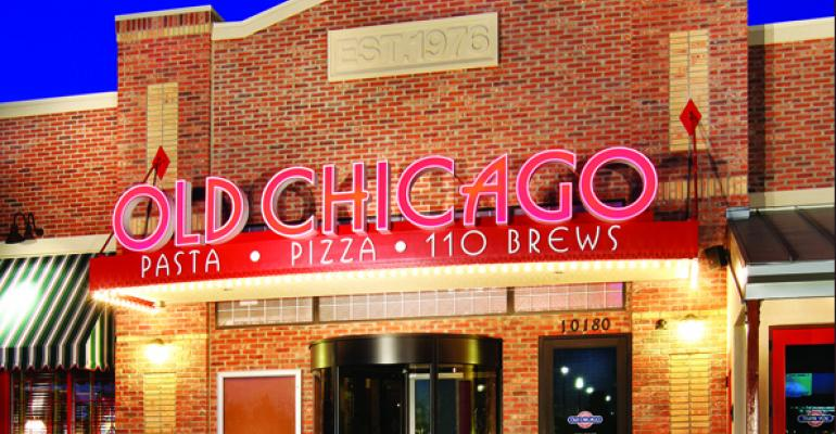 Old Chicago names new president, SVP of operations