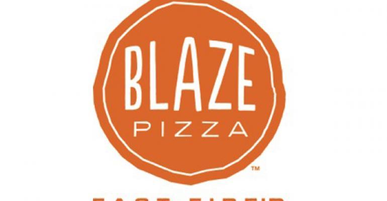 Blaze Fast-Fire'd Pizza heads east