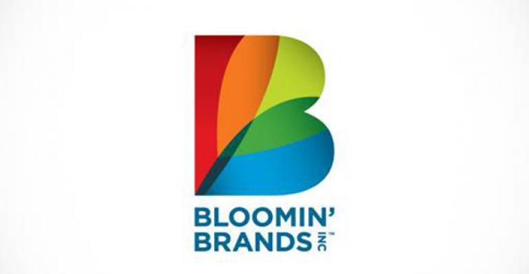 Bloomin' Brands: 2013 off to 'choppy' start