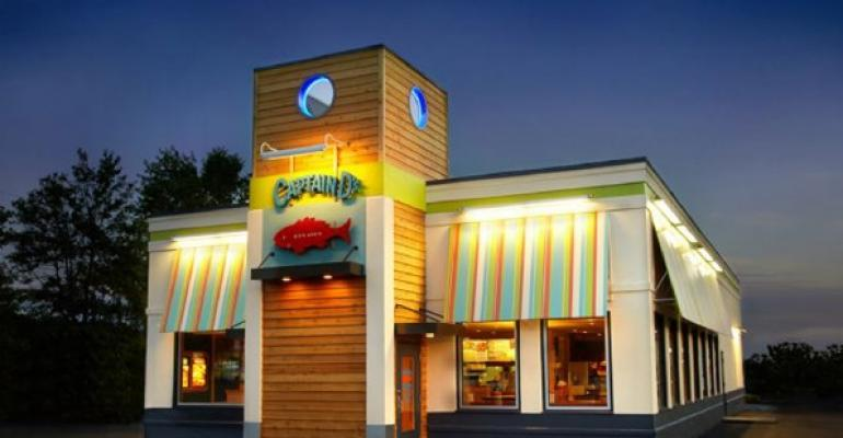 Captain D's upgrades bolster sales