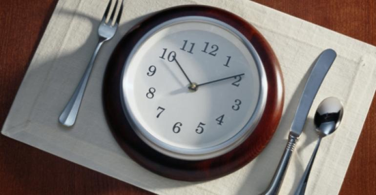 Restaurants drive sales with time-based pricing