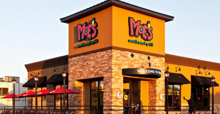 Moe's Southwest Grill names first-ever CMO