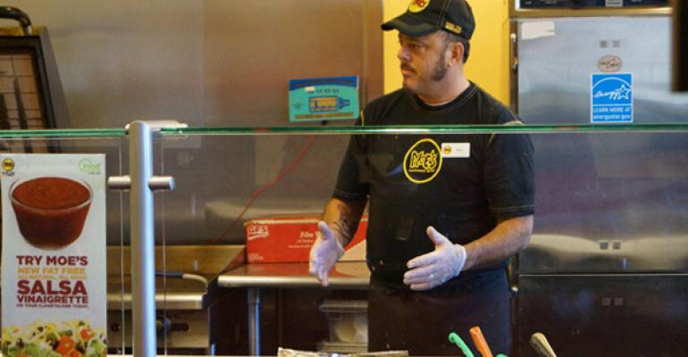Moe's boosts exposure with 'Undercover Boss'