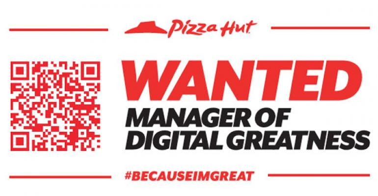 Pizza Hut to search for digital marketing manager at SXSW