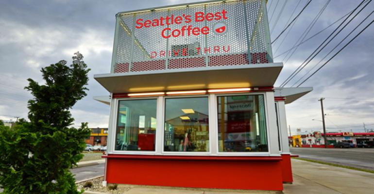 Seattles Bests drivethruonly units measure 600 square feet