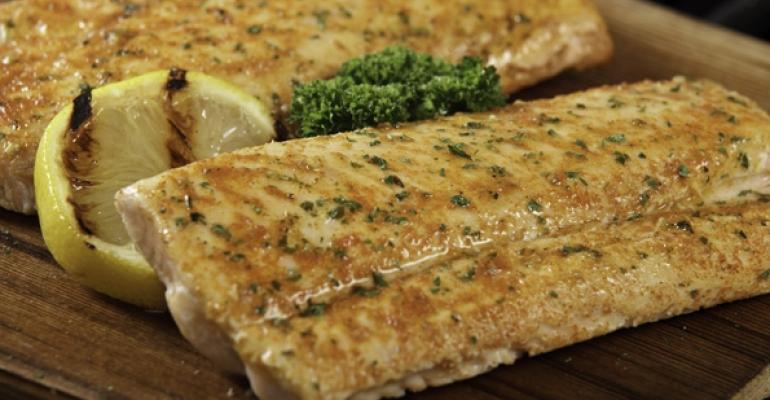 Cedar Plank Pacific Salmon