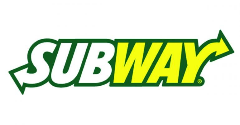 Subway tops 'Social Currency' ranking
